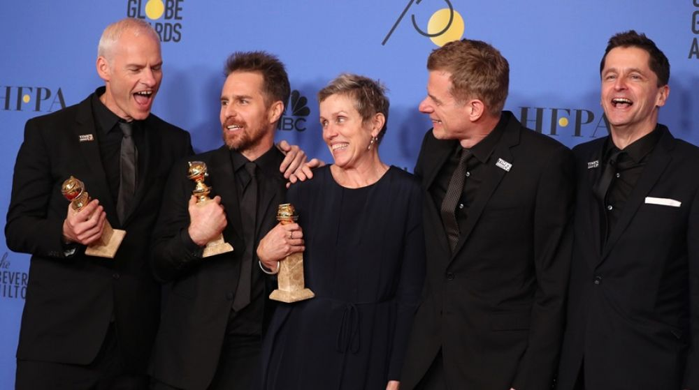 "Elenco de ""Three Billboards Outside Ebbing, Missouri"""