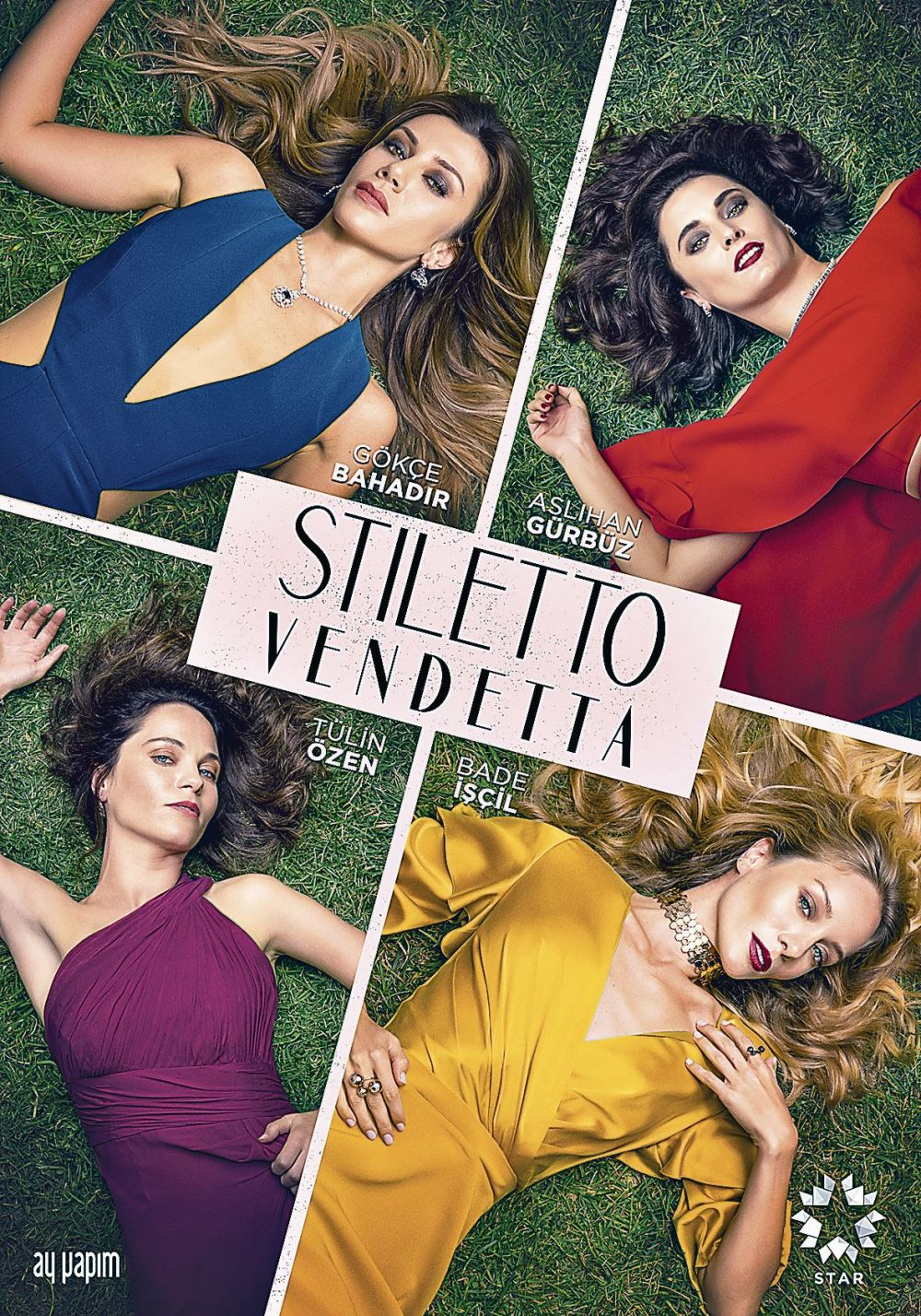 Novela turca: Stiletto vendetta