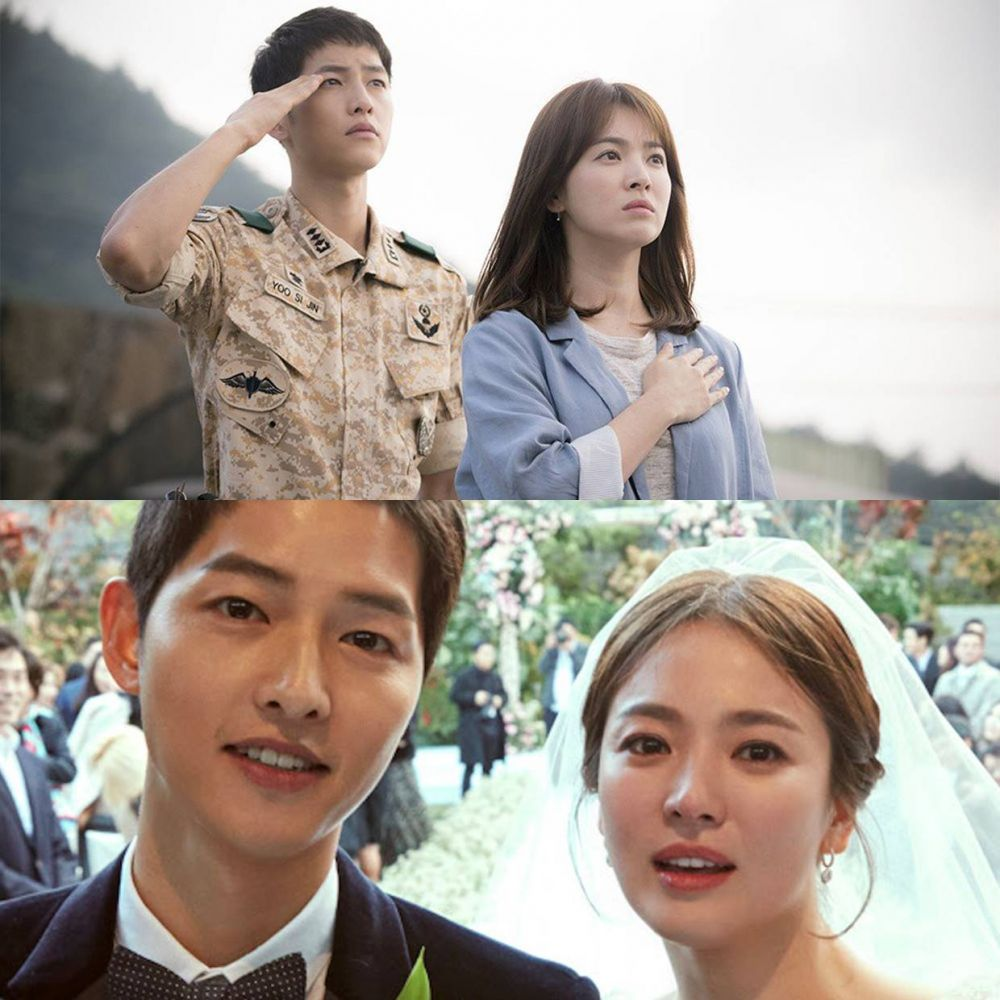 """SongSong couple"", Song Joongki y Song Hyekyo"