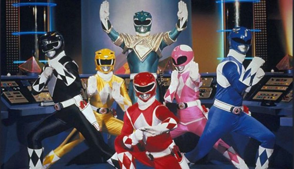 Mighty Morphin Power Rangers. (Foto: Saban International)