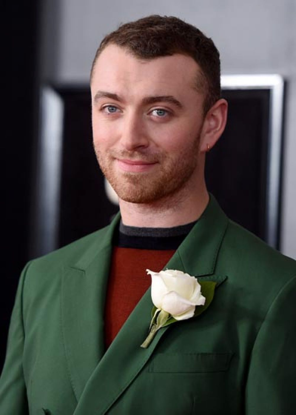Sam Smith en el Grammy 2018