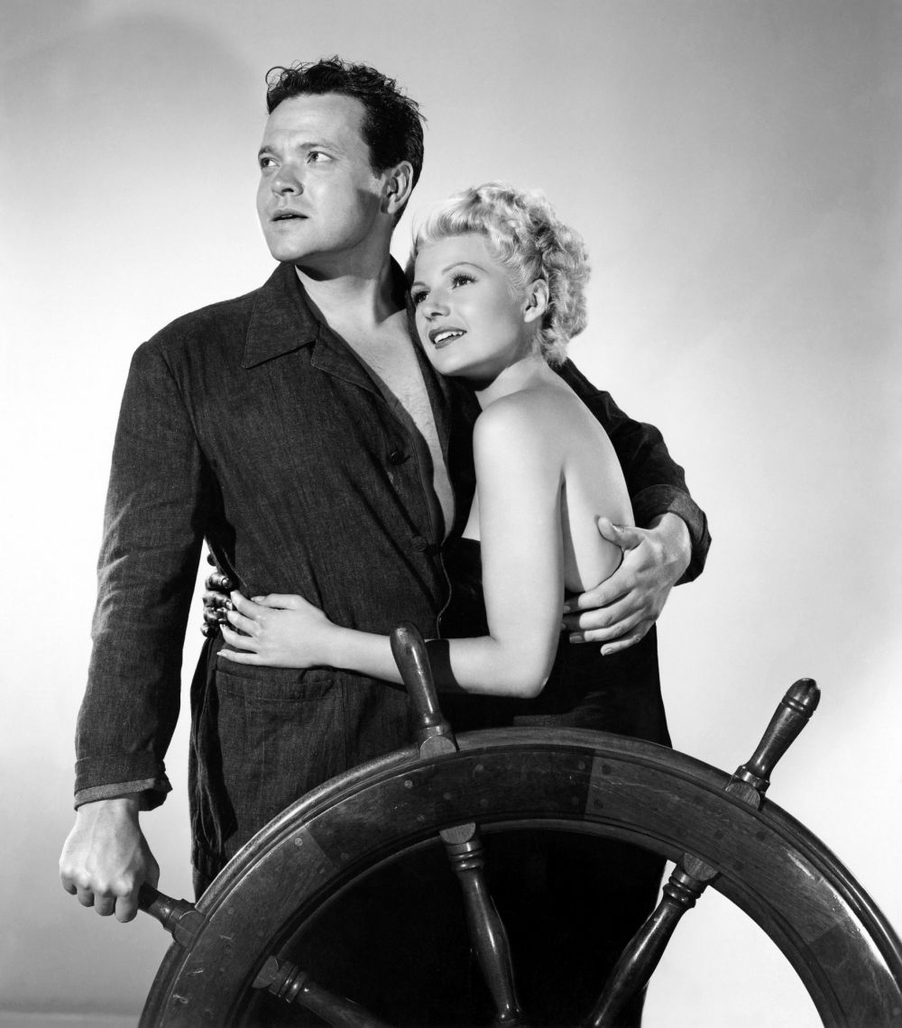 Orson Welles y Rita Hayworth