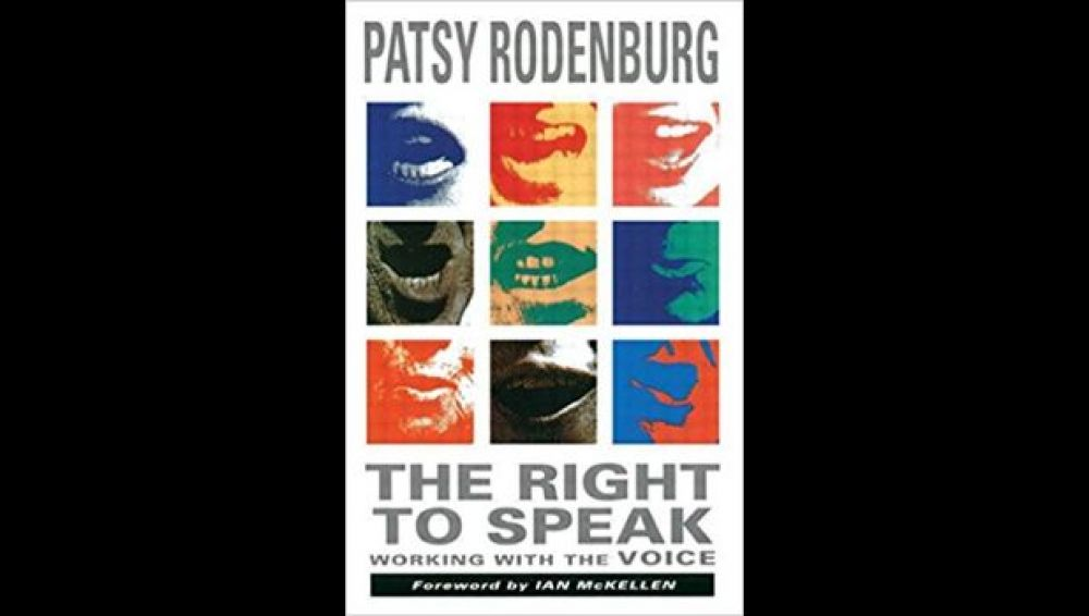 The Right to Speak, de Patsy Rodenburg
