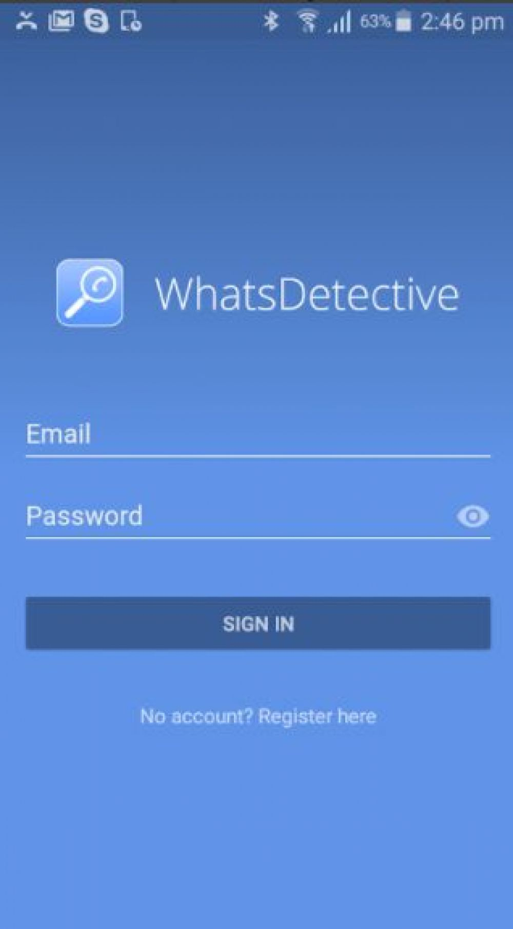 WhatsApp Detective. (Foto: Google Play)