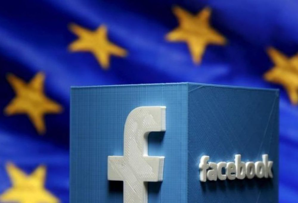 Facebook Unión Eiropea - Reuters