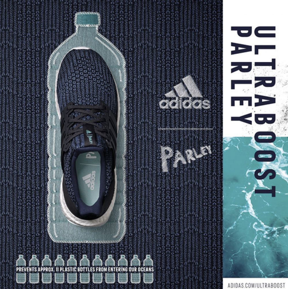 Parley for the Oceans y adidas