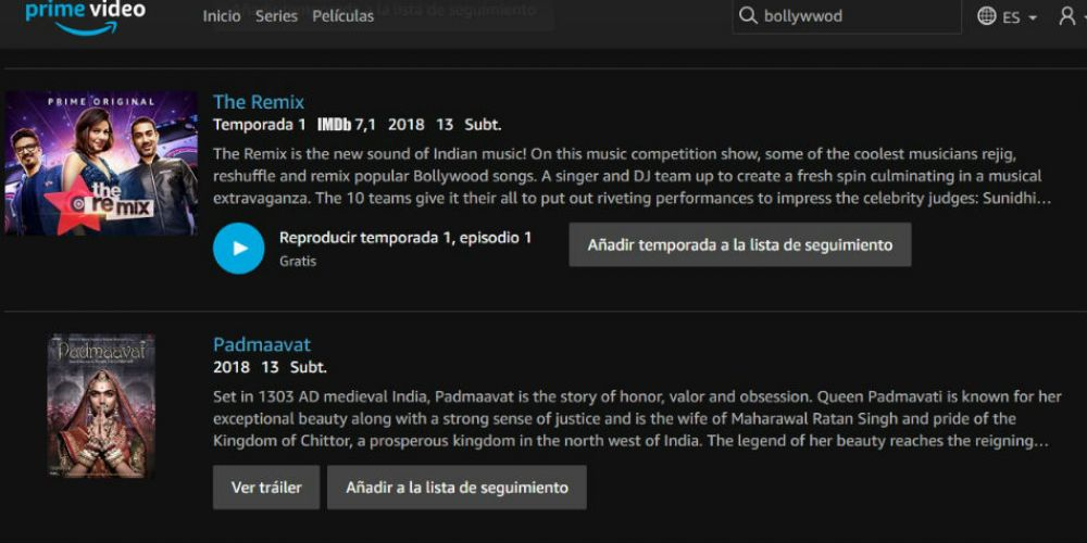Amazon Prime Video ofrece miles de títulos para que los puedas disfrutar de forma legal  (Foto: Amazon Prime Video )