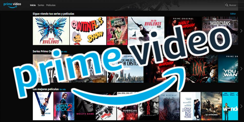 Amazon Prime Video es un servicio para ver películas y series gratis creados por Amazon (Foto: captura)