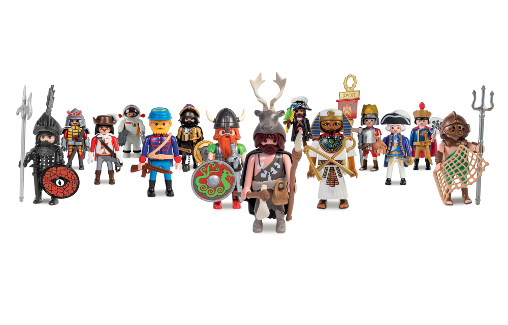 Pack shot Playmobil
