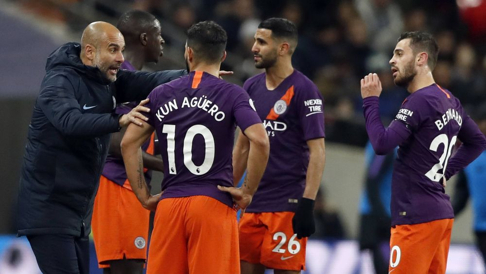 'Pep' Guardiola continúa dominando la Premier League | Foto: AFP