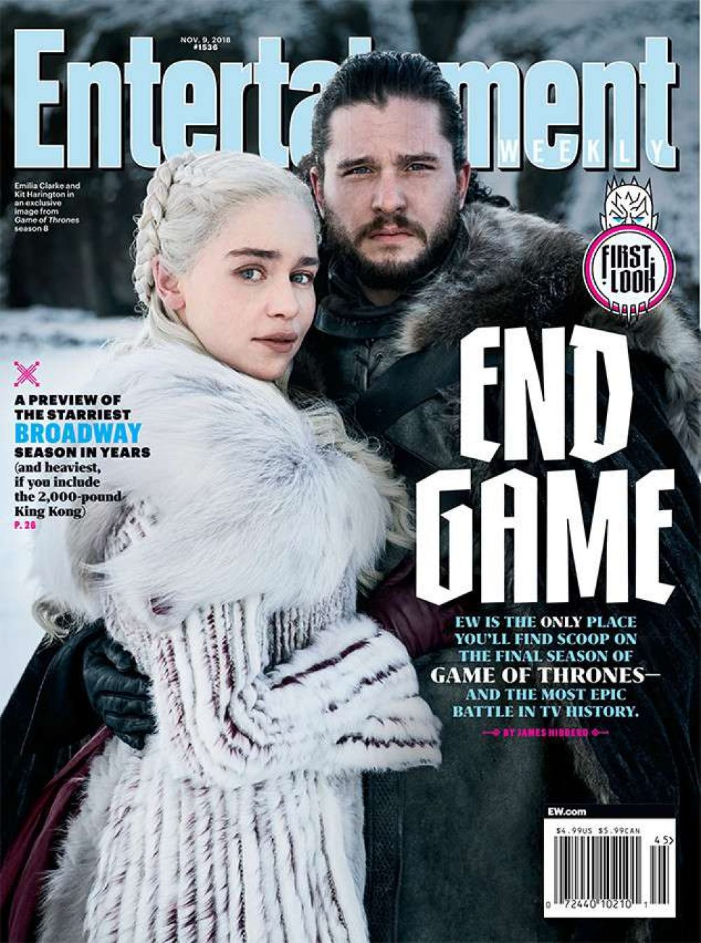 """Game of Thrones"". (Foto: Entertainment Weekly)"