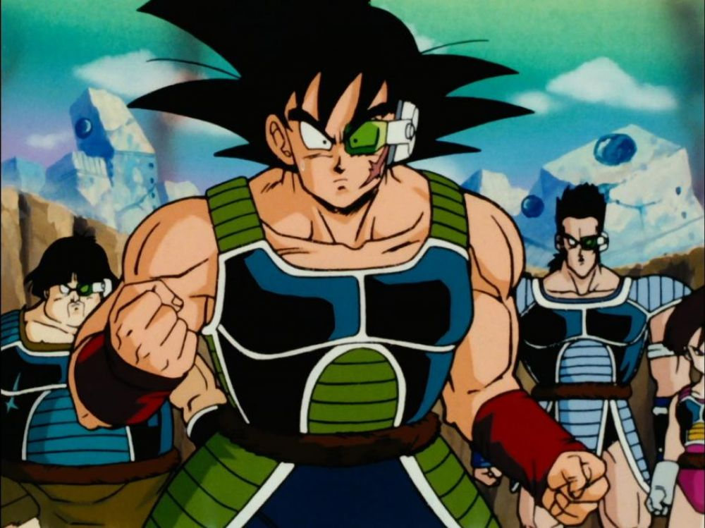 Dragon Ball - Bardock