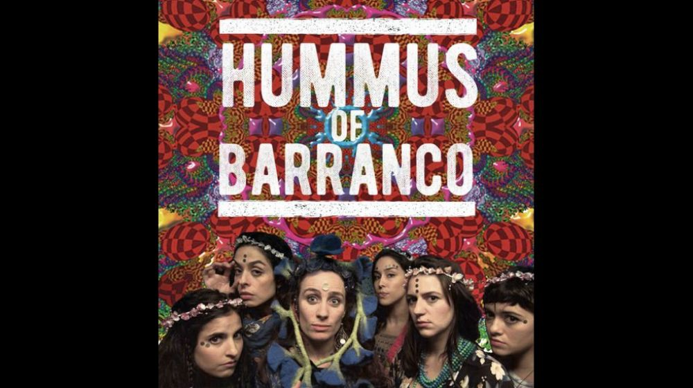 Hummus of Barranco