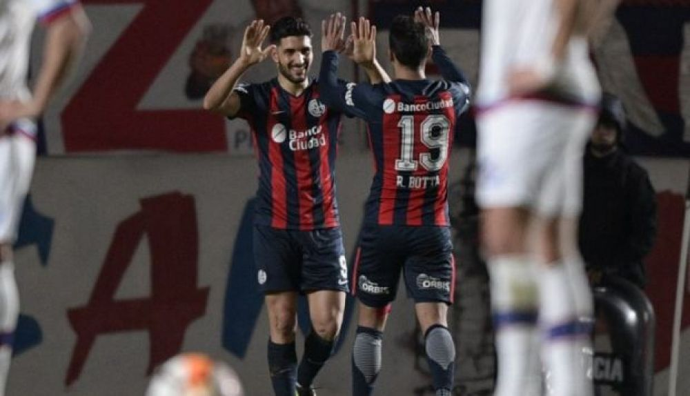 Superliga: San Lorenzo e Independiente no pasaron del cero