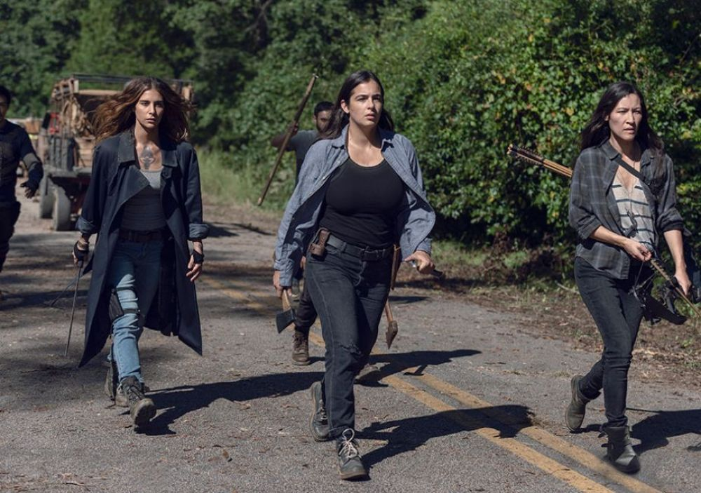 The Walking Dead 9x10