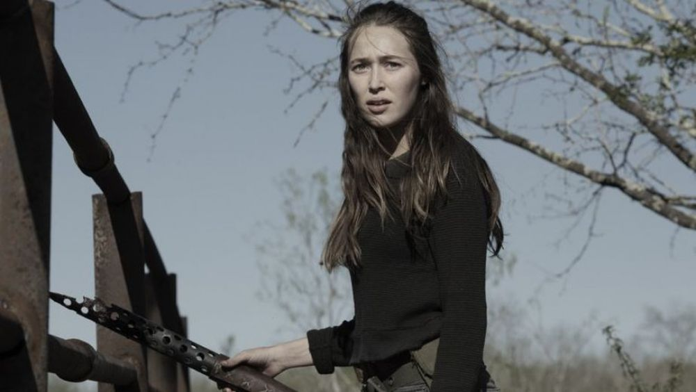 Alicia de Fear the Walking Dead
