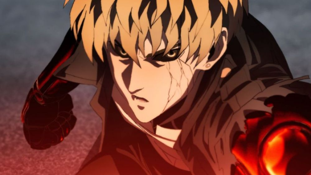 One Punch Man 2x01