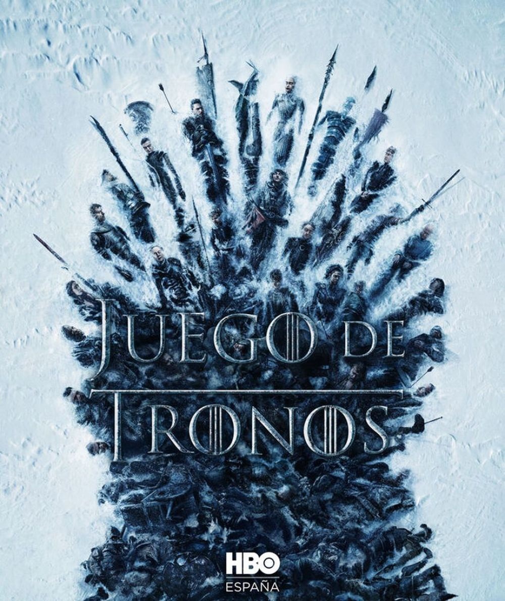 Game of Thrones 8, póster