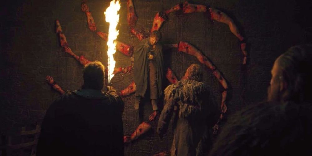 Game of Thrones 8x01: la muerte de Ned Umber