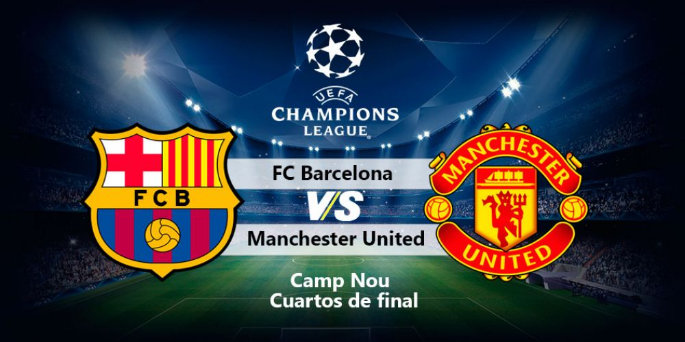 Barcelona vs. Manchester United