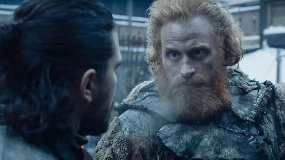 Game of Thrones 8x02: Tormund