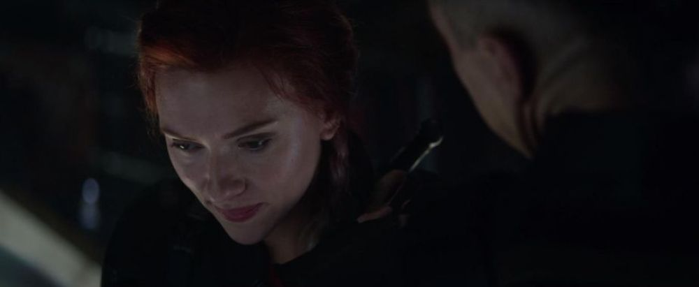 Avengers Endgame: Black Widow