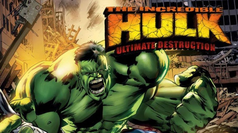 The Incredible Hulk: Ultimate Destruction (2005)