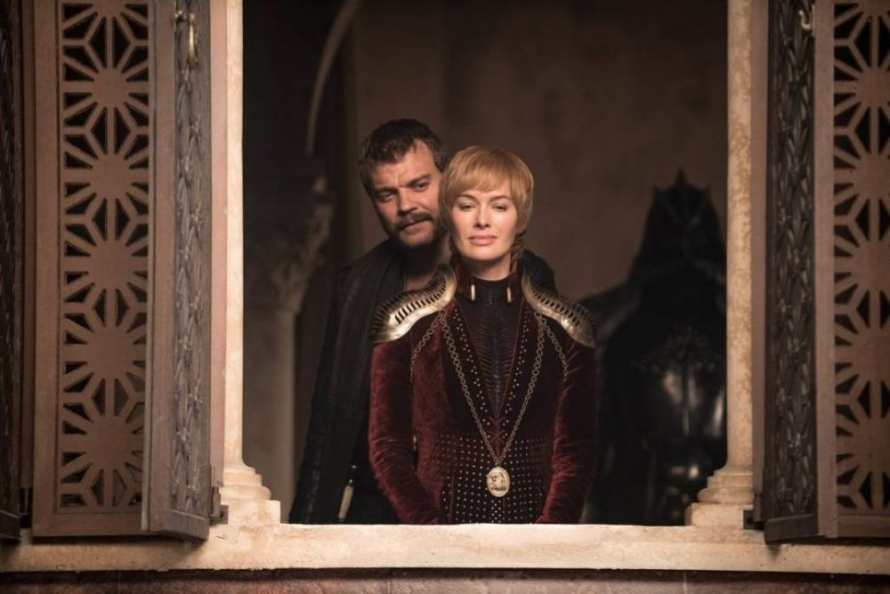 Game of Thrones 8x04 | Cersei Lannister y Euron Greyjoy