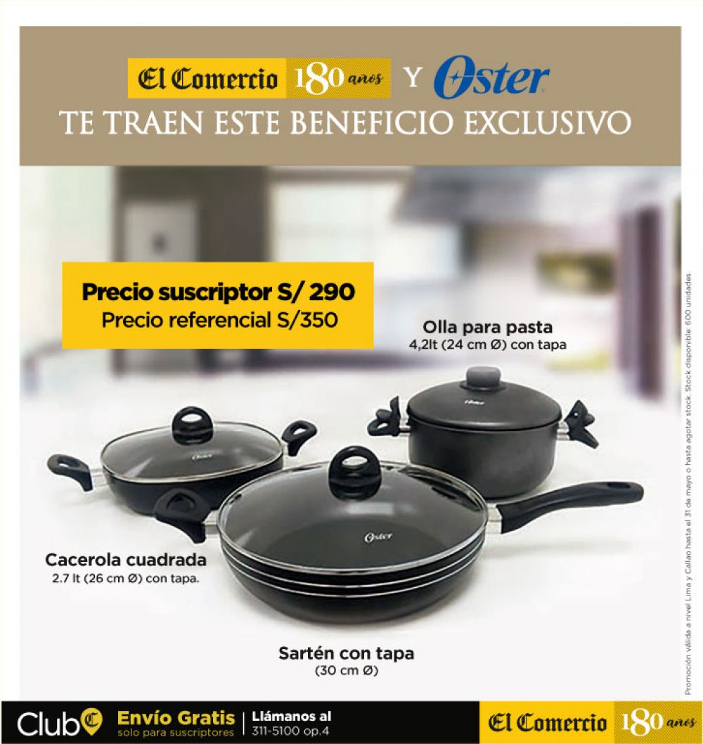 Ollas Oster