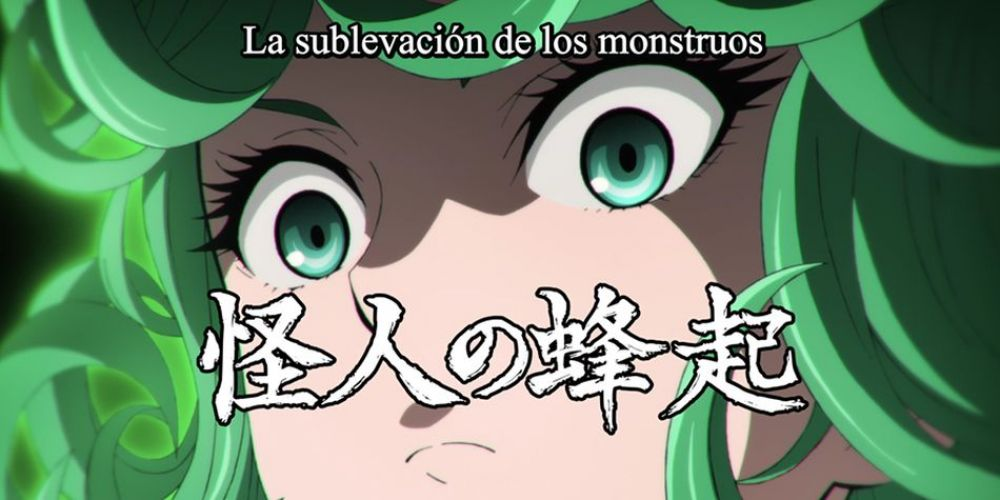 One Punch Man 2x06 | Tatsumaki