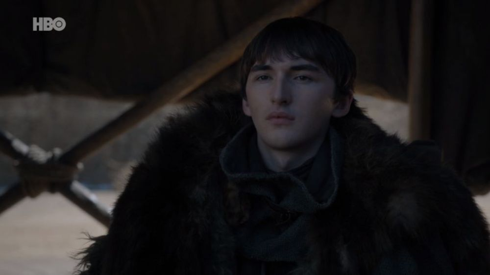 Game of Thrones 8x06 | Bran Stark