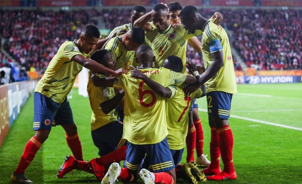 Colombia vs. Senegal