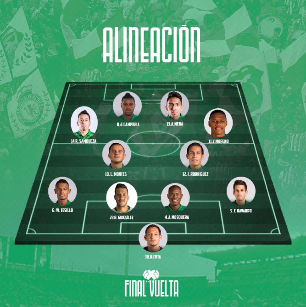 XI León. | Foto: Captura