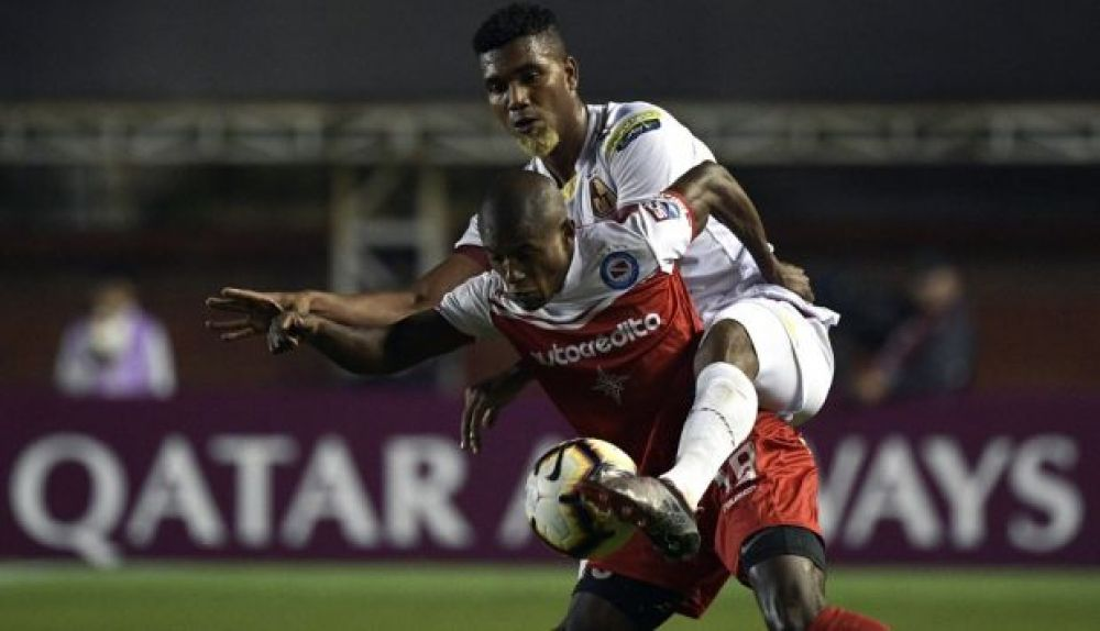 Tolima vs. Argentinos Juniors