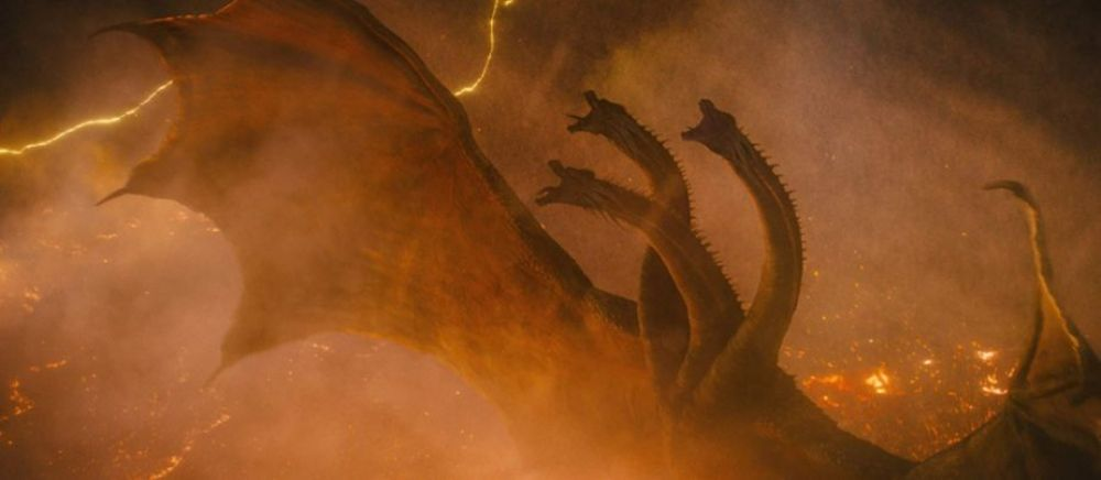 Godzilla King of the Monsters | Ghidorah