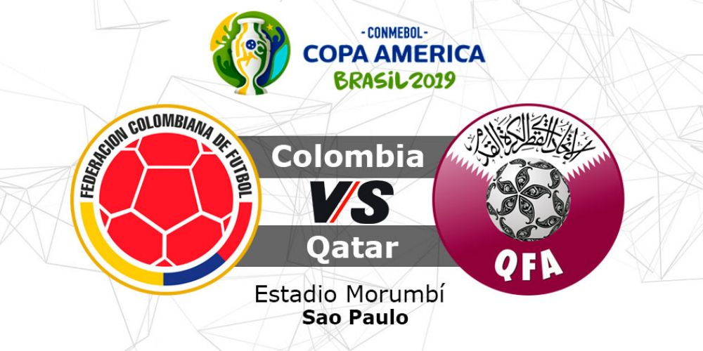 Colombia vs. Qatar