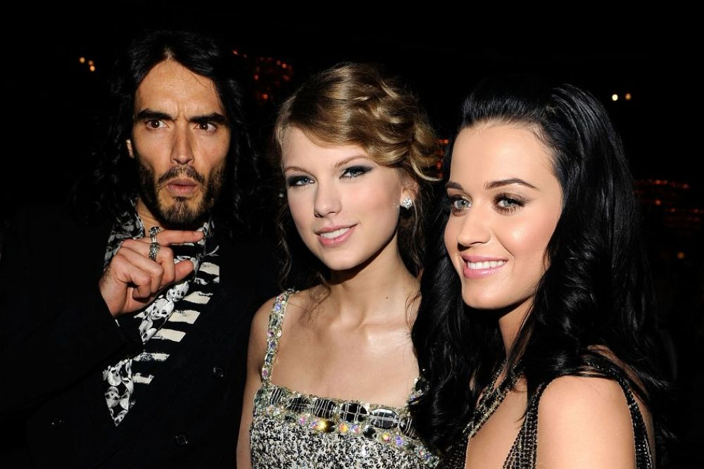 Taylor Swift y Katy Perry