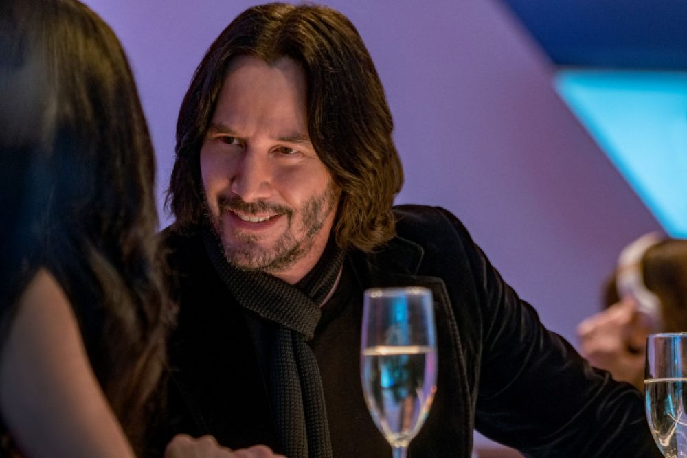 Así se ve Keanu Reeves como los príncipes de Disney