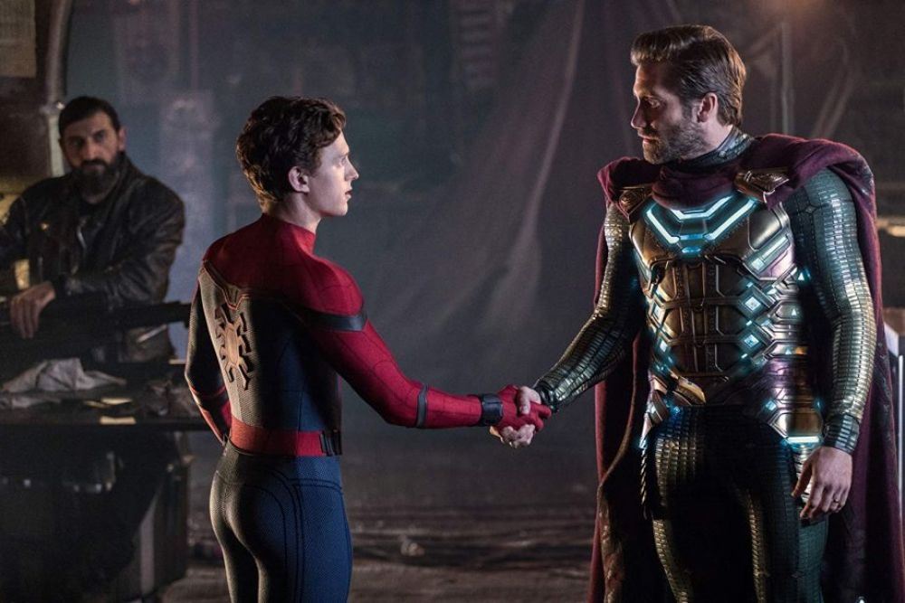 Spider-Man Far From Home | Peter Parker y Mysterio