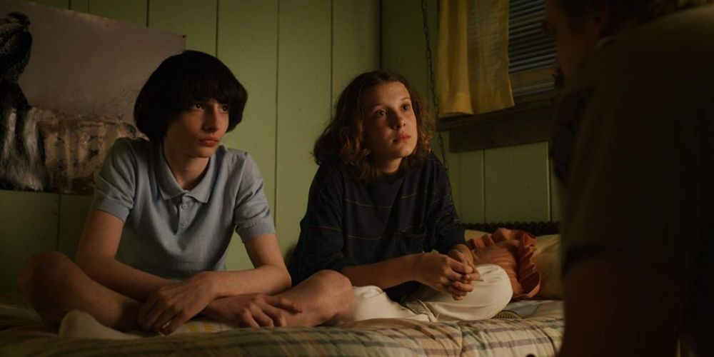 Stranger Things - Temporada 3 | Mike y Eleven