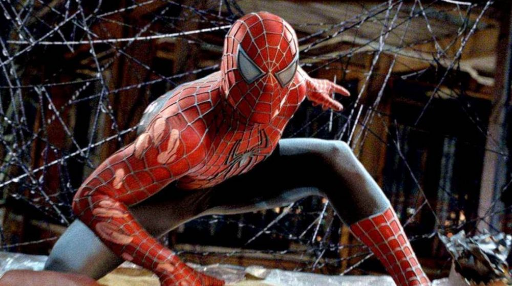 """""""Spiderman"""" (2002). Fuente: Sony Pictures."""