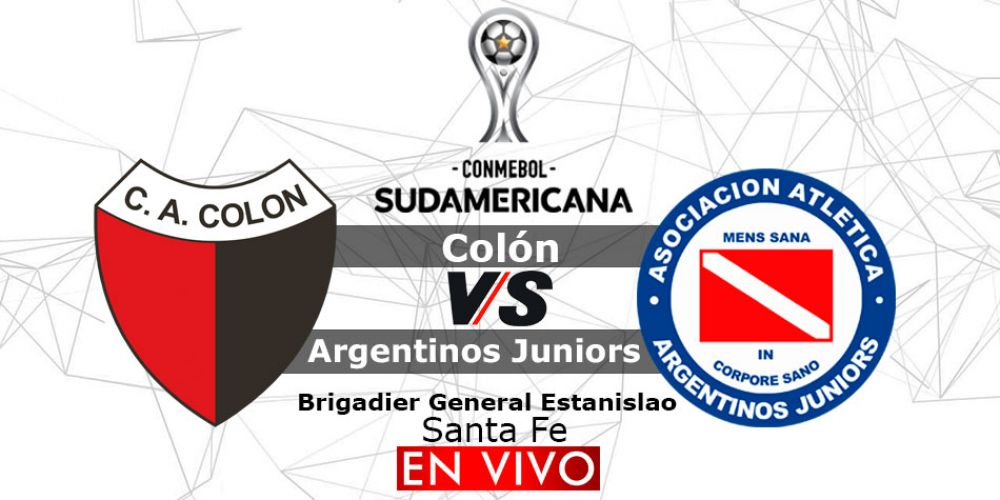 Colon vs. Argentinos Juniors