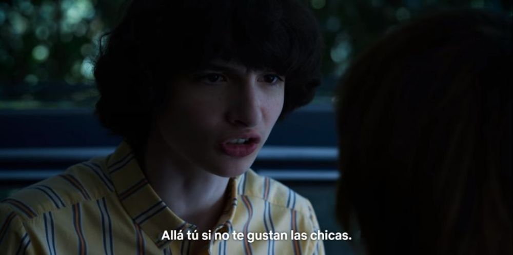 Stranger Things - Temporada 3 | Mike y Will