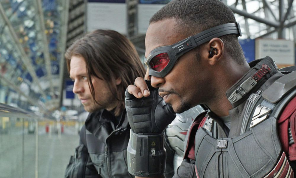Disney | Falcon and the Winter Soldier
