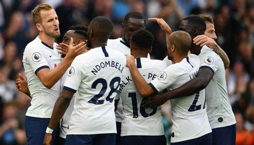 Tottenham vs. Newcastle se miden por la Premier League. (Foto: AFP)