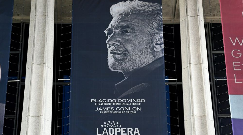 Plácido Domingo. (Foto: AFP)