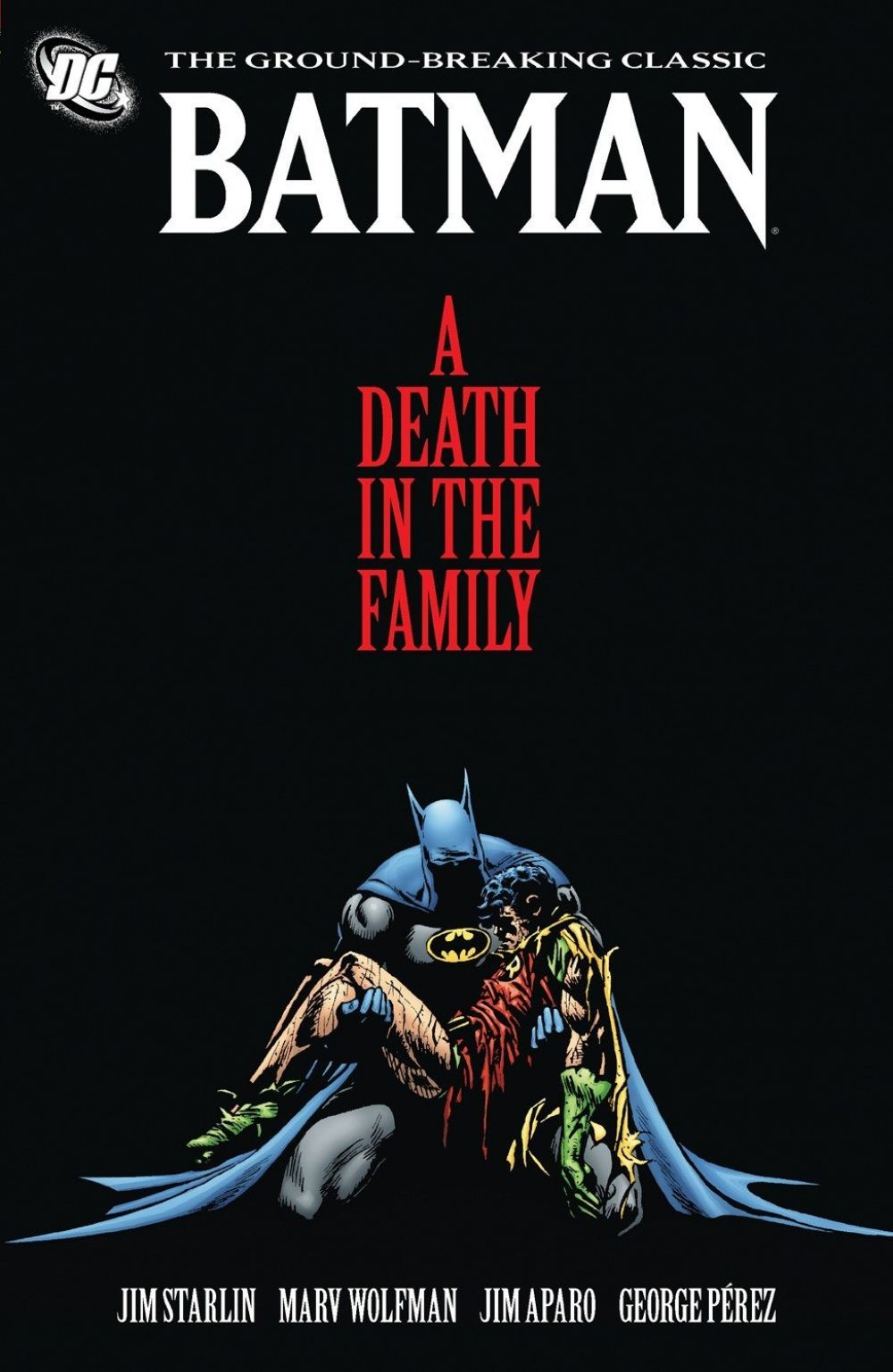 """""""A Death in the Family"""""""