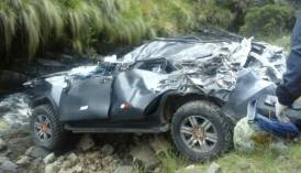 Accidente en Apurímac