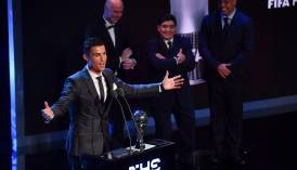 The Best 2017: Cristiano Ronaldo el gran ganador en la ceremonia de Londres