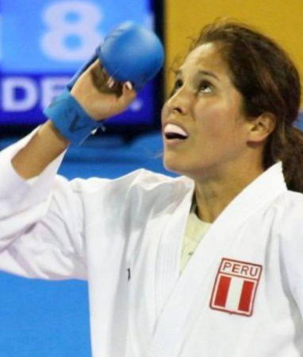 Alexandra Grande logró medalla de oro en The World Games